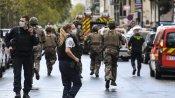 4 injured in Paris knife attack, suspect arrested
