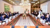 Afghanistan's top negotiator in Taliban talks arrives in Pakistan