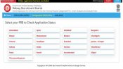 Direct link to check RRB NTPC Recruitment 2020 Application Status