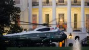 Trump returns to White House, intends to participate in next presidential debate Joe Biden on Oct 15