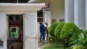 CBI raids against Karnataka Cong chief DK Shivakumar in disproportionate assets case