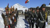 Chinese soldier held by India after he strayed into Ladakh handed back