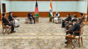 Afghanistan's top peace negotiator meets Prime Minister Narendra Modi
