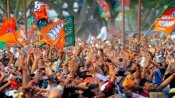 BJP to win big in Gujarat by-polls says India Today-Axis My India exit polls
