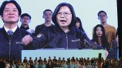 Taiwanese President hopes for reduced tensions with China