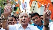 Karnataka by-election: BJP wins with ease at R R Nagar, Sira