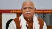 Farmers Protest: Khattar says political parties backing stir, alleges Khalistani link