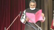 Four JD(U) leaders take oath as Cabinet Ministers of Bihar
