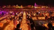 India celebrates Diwali amid pandemic, pollution fears