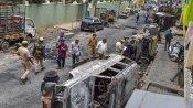 Corporator Rakeeb Zakir arrested in Bengaluru riots case