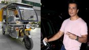 For underprivileged, Sonu Sood launches initiative to gift e-rickshaws