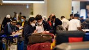 Indian-American who lived in airport for 3 months over virus fear arrested