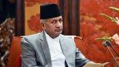 Nepal Foreign Minister Pradeep Kumar Gyawali in India on three-day visit
