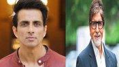 Amitabh announces Sonu Sood's film Kisaan