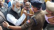 AAP leader Somnath Bharti arrested in UP, youth hurls ink at him