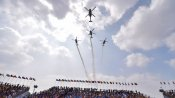 Aero-India: Metal birds dazzle the Bengaluru skies