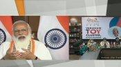PM Narendra Modi inaugurates The India Toy Fair 2021 via video conference