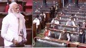 COVID19: PM Modi gives credit to doctors, nurses, sanitation workers, ambulance drivers