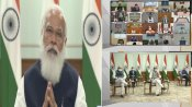 Nation has made up its mind to walk ahead and not waste time: PM Modi