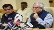 No state demanded repeal of farm laws: NITI Aayog VC Rajiv Kumar
