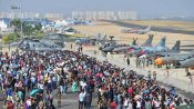 Aero India 2021: Audience enthralled
