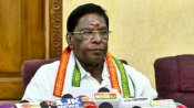 Puducherry CM convenes meeting of Congress MLAs after Lt Guv's trust vote direction