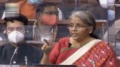 Nirmala Sitharaman introduces Bill in Rajya Sabha to allow 74 pc FDI in insurance sector
