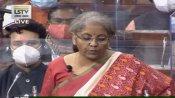 Sitharaman to move Insurance (Amendment) Bill 2021 in Rajya Sabha for passing today