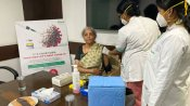 After getting vaccinated, Sitharaman says fortunate to be in India