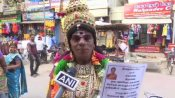 Tamil Nadu polls: Bharathi Kannama, first transgender to contest polls from Madurai