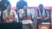 Assam assembly elections 2021: JP Nadda releases BJP's poll manifesto