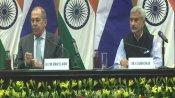 EAM S Jaishankar, Russian foreign minister Lavrov hold talks