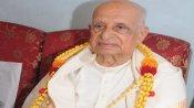 Kannada writer, lexicographer, G Venkatasubbiah passes away at 107