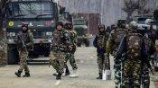 J&K: 5 terrorists gunned down