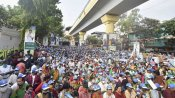 Flouting COVID-19 norms: EC says won't hesitate in banning rallies