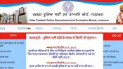 Direct link to apply for UPPRPB UP Police SI Recruitment 2021: Vacancy details