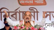 Amit Shah holds road show in Chennai