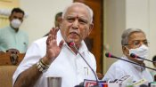 We have not been supplied vaccines till now: Karnataka CM BS Yediyurappa