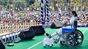 Barred from campaigning for 24 hours, Mamata to stage sit-in-protest
