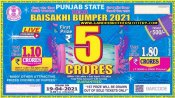 Punjab State Dear Baisakhi Bumper Lottery 2021: Full prize scheme, date, how to check results