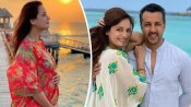Dia Mirza, Vaibhav Rekhi to become parents soon