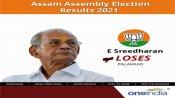 Metro Man Sreedharan loses Palakkad battle