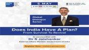 Does India have a plan? Get answers from Dr. Jaishankar at India Inc's May 5 virtual summit