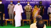 Puducherry CM swearing-in ceremony updates: PM Modi congratulates N Rangasamy