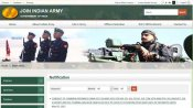 Join Indian Army 2021: 8. SSC jobs available, check details here