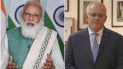 PM Modi dials Morrison, thanks Australia for support in fight against COVID-19