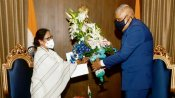 Mamata Banerjee meets West Bengal Governor, tenders resignation as CM