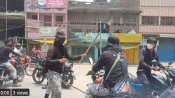 11-day lockdown underway in COVID-rattled Bihar; Cops threaten violators with caning