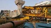 More cracks found in Delhi Metro line