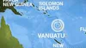 Three quakes puts South Pacific on tsunami alert